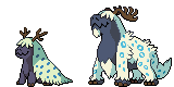 Polar Dragons by Involuntary-Twitch