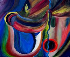 abstract 2001 by daniellek