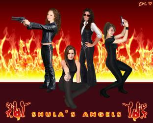 shula's angels by daniellek