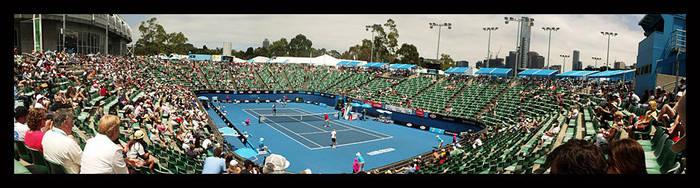 Australian Open 2010 - 2 by Lilithia