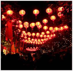 Lanterns by Lilithia