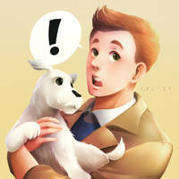 Tintin. by Oremochi