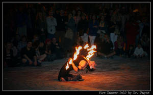 Fire Dancer by DrPayne