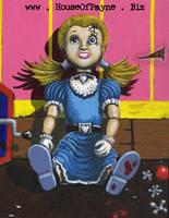 Dolly Dearest by DrPayne