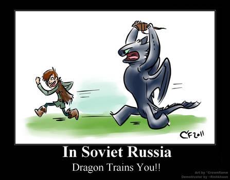 HtTYD - In Soviet Russia by Rishkhaan