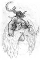 Heavens Demon II by genesis