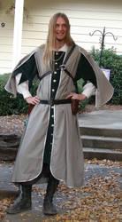 Sylvan Elf Robe by worldsunknown
