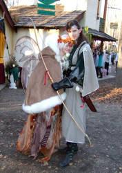 Sylvan Elf Robe 2 by worldsunknown