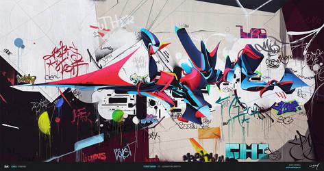 Street Series: Lexington Ghetto by toThePixel