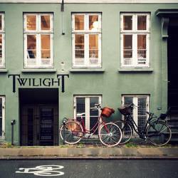 Copenhagen: Twilight. by inbrainstorm