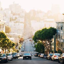 San Francisco: The hills. by inbrainstorm