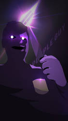 Purple Guy by MarxallyHD