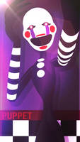 Puppet by MarxallyHD