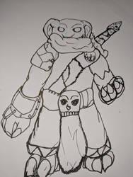 goblin Slayer by kolboldpaladin