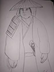 Samurai by kolboldpaladin