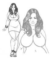 Rana: Sexy dress by tavaresg