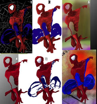 WIP-Spider_Man_by6_TMJP by a1984niceguy