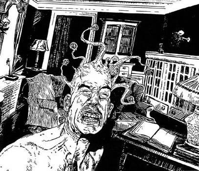 Horror by torenatkinson