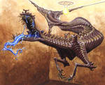 Hound of Tindalos by torenatkinson