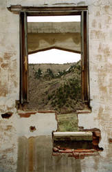 Broken Window by commandax