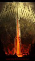 Molten Cavern by HeliacWolf
