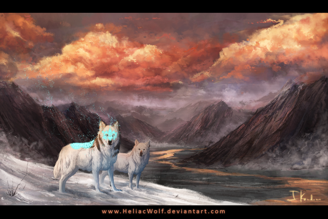 Death is the Road to Awe by HeliacWolf