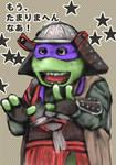 Donatello movie3 by chikuwaaaaa