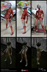 DollPamm Shota Body assembly test! by DollPamm