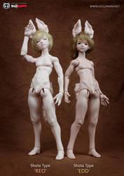 DollPamm BJD Shota type Complete!! :) by DollPamm