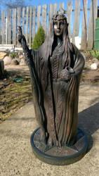 Great Goddess by LisenaPirus