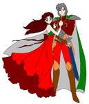together by FairyAmethyst