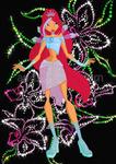 Amethyst Winx by FairyAmethyst