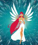 Amethyst Tragix by FairyAmethyst