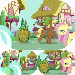 Link Cameo in MLP: FIM by KaciMoonlight