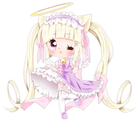 RLC: CyberPhoenix5489 by cutesu