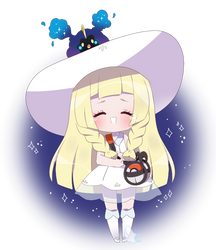 Lillie by cutesu