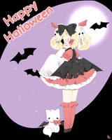 happy halloween by cutesu