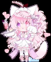 SPARKLE CHIB: Jenniru by cutesu