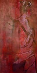 ghost of a geisha by misskeima