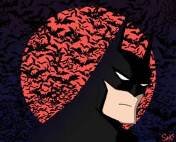 Batman - Pero el amor es mas fuerte. by acmatico