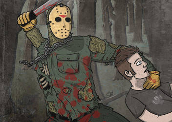 Jason Vorhees - Friday the 13th VII by acmatico