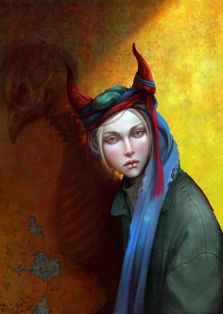 Shadow of eternity by Hidanna