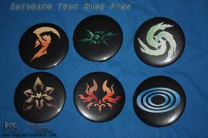 Suikoden True Rine Pins by Radiant-Cadenza
