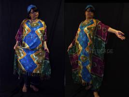 Kaftan Queen by Radiant-Cadenza