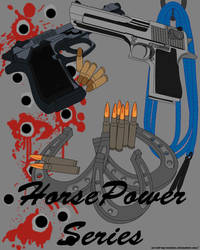 Horsepower Series Cover by xXI-Slit-My-WristsXx