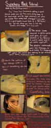 Superhero Mask Tutorial by Axis33