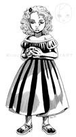 Alud'ea - faux comic ink by Kiiro-chan