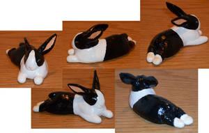 BonBon - figurine by Kiiro-chan