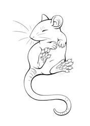Rat Tat by Kiiro-chan