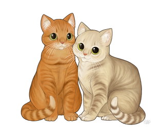 Mara's Kitties by Kiiro-chan